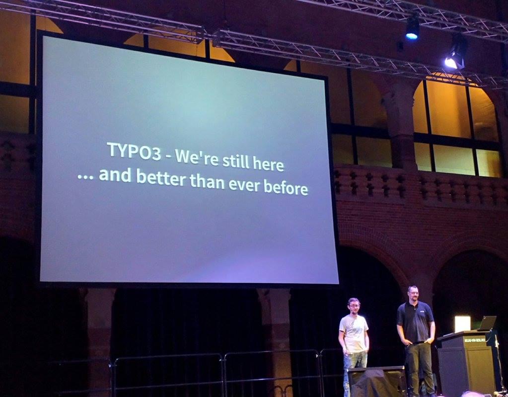 TYPO3 konference